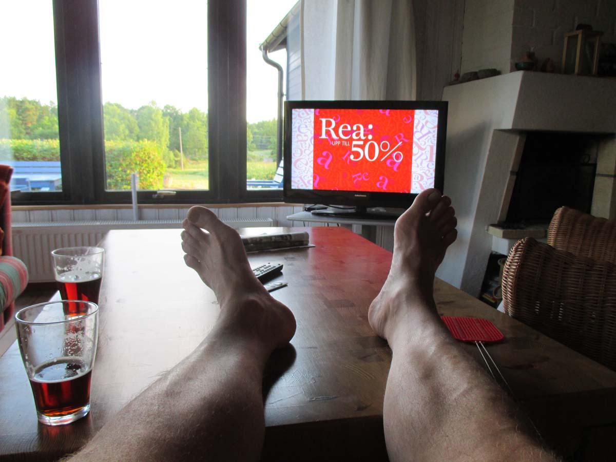 Sommarrea på TV