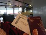 Boarding...