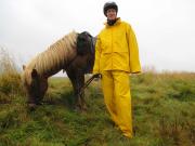 Bitte och hästen Eldur