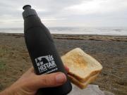 Lunchen - Vatten och bröd