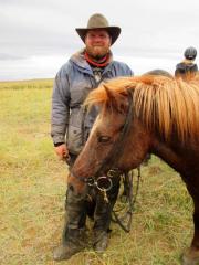Isländsk cowboy