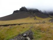 Vilda vulkaner under låga moln