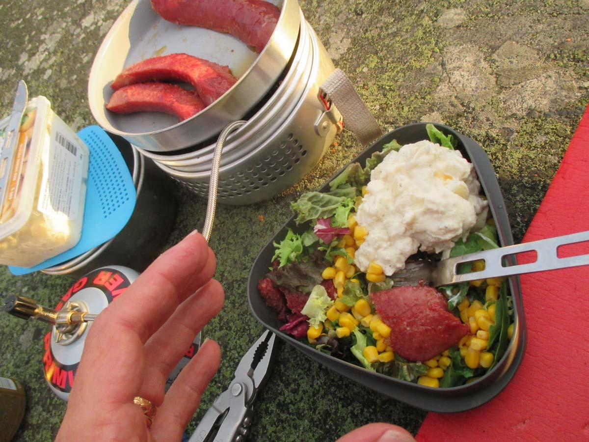 Middag på Mansö