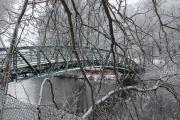 Vinter vid strömmen - 5-öresbron