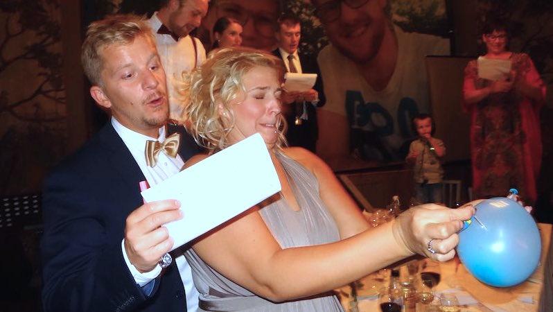 Hanna och Oscar – Bröllop