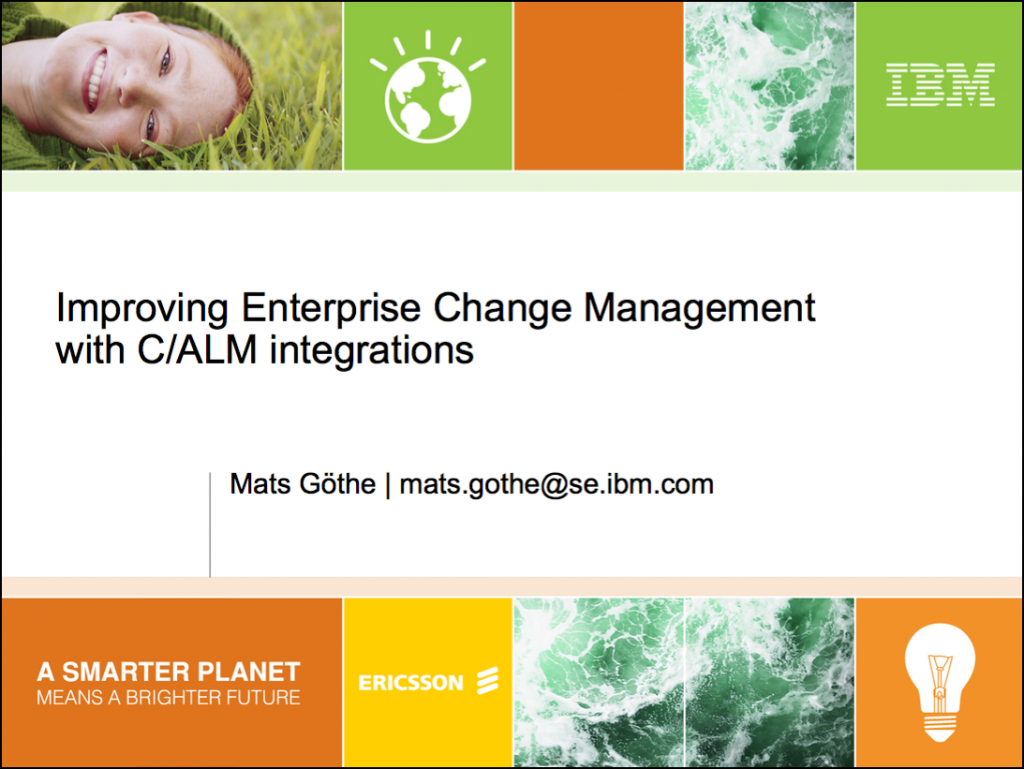 ERUC09-EnterpriseCM_and_CALM